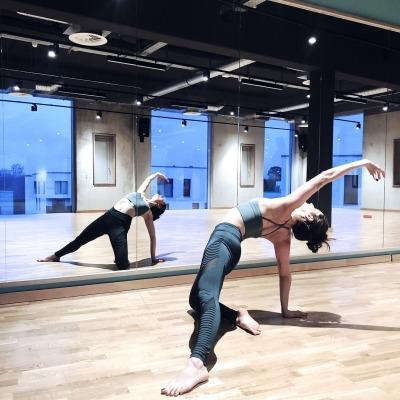 Herzöffner Yoga