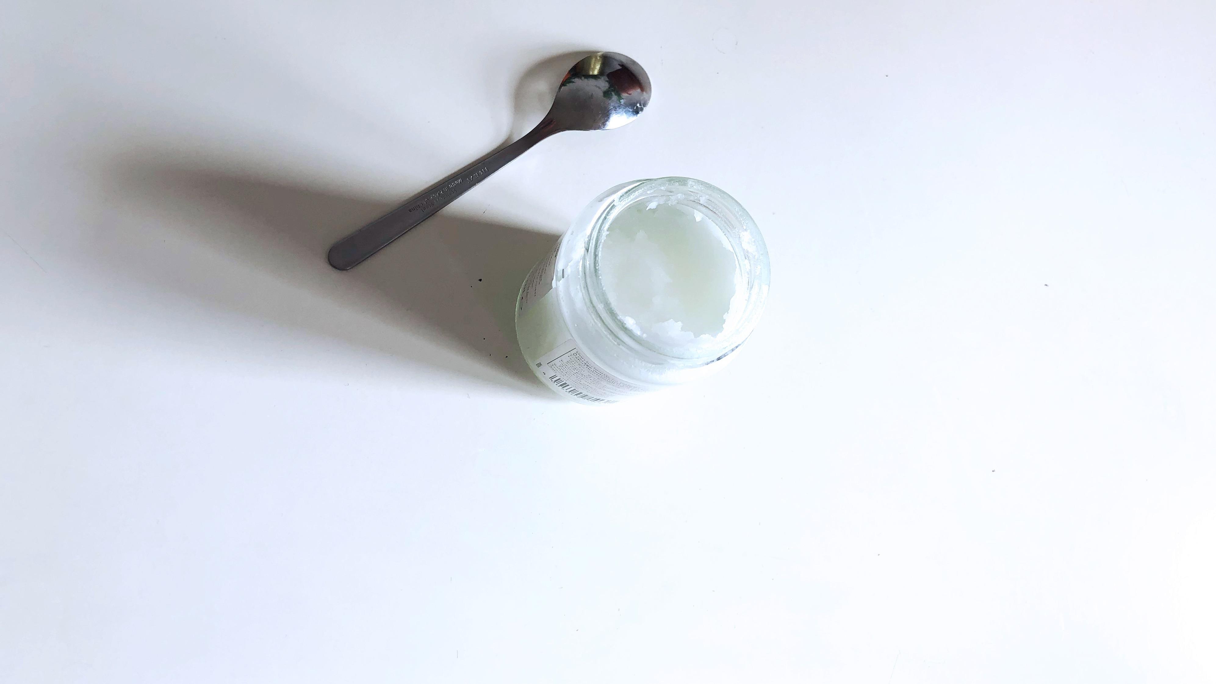 Beauty Ritual Öl Ziehen mit Kokosöl