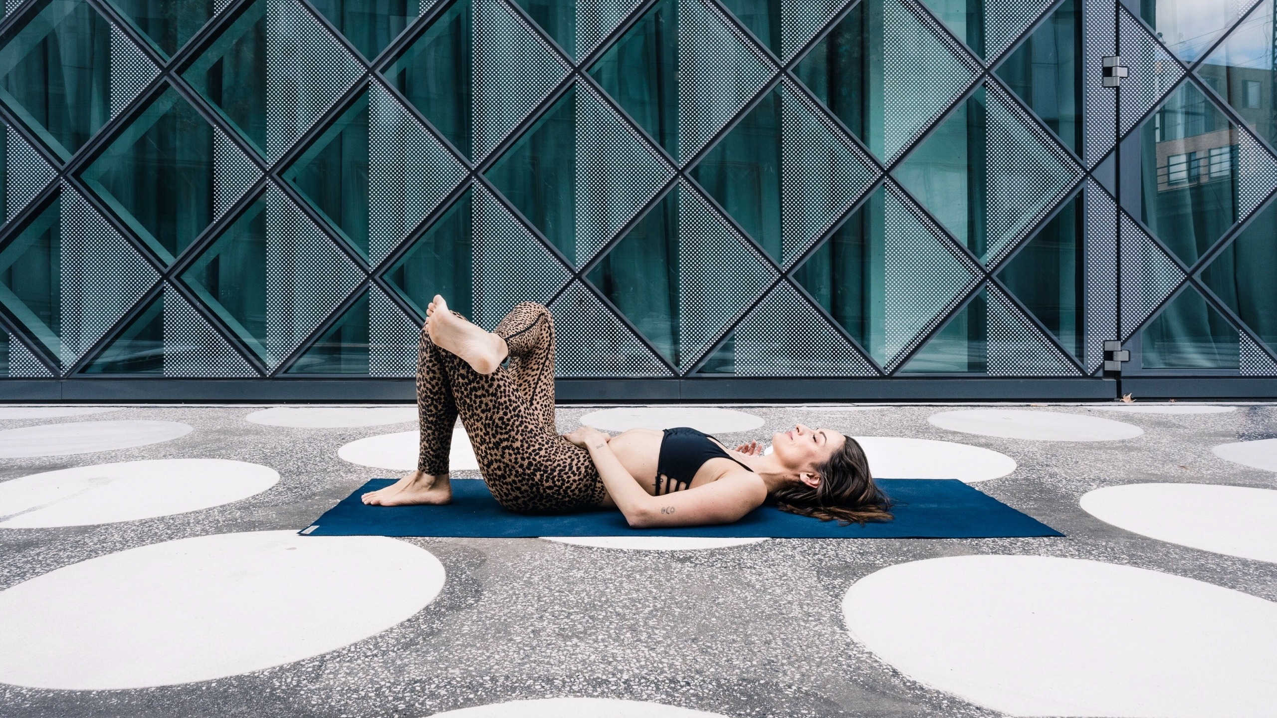 Vergebung mit Yoga