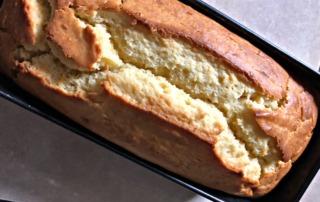 veganer Kuchen selbst gebacken